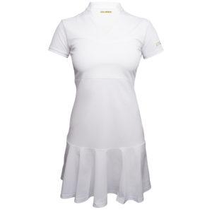 LIMBA Ladies Tennis Dress - White
